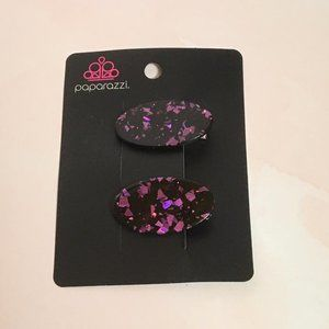 Get Oval Yourself! Paparazzi Hair Clips